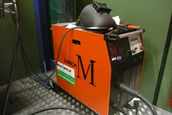 MIG_MAG-lasmachine Lorch M3030