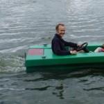 Van Dalen Products 3D print prototypes voor aandrijving van hun boten